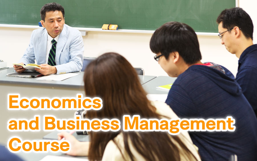 Economics and Business Management Course